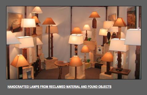 LAMPS DISPLAY